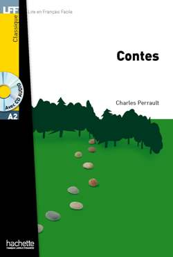 Contes + CD audio MP3 (Perrault) - Niveau A2