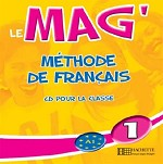 Le Mag' Niveau 1 CD audio classe (x2)