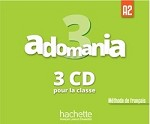 Adomania Niveau 3 CD audio classe