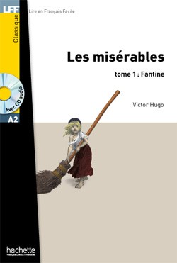 Les Misérables (Fantine), T. 1 + CD audio MP3 (Hugo) - Niveau A2