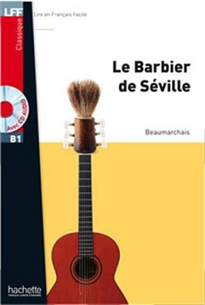 Niveau B1 Le Barbier de Séville + CD audio MP3 (Molière)