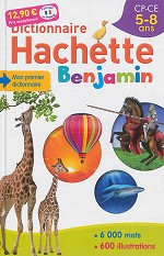 Dictionnaire Benjamin (5-8 ans)
