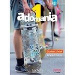 Adomania 1 Student's Book & DVD ROM - English Version